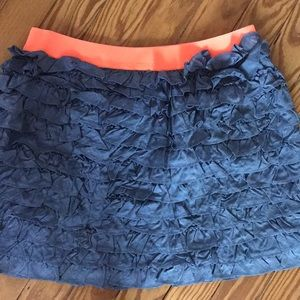 J. Crew factory skirt